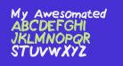 My Awesomated Handwriting Medium