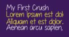 My First Crush