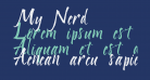 My Nerd