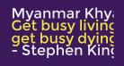 Myanmar Khyay