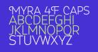 Myra 4F Caps Light