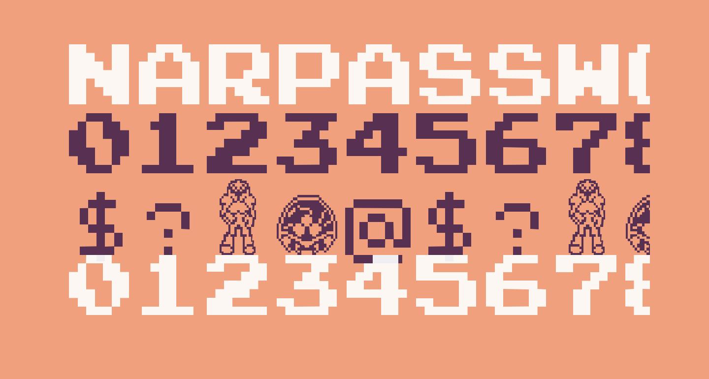 NARPASSWORD00000 fixed.width