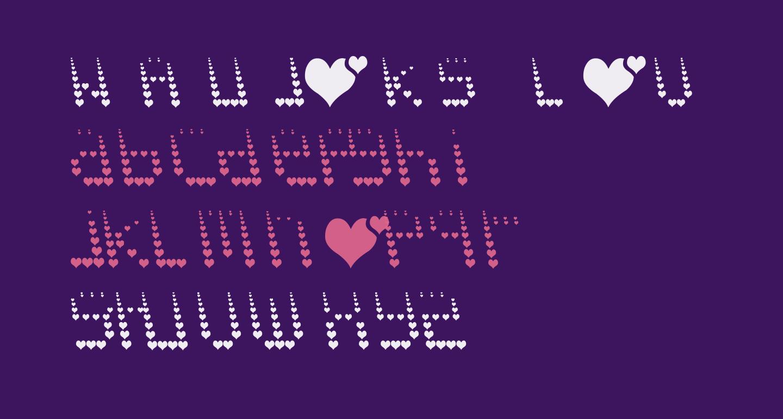 NAUJOKS LOVE