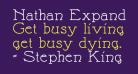 Nathan Expanded Regular