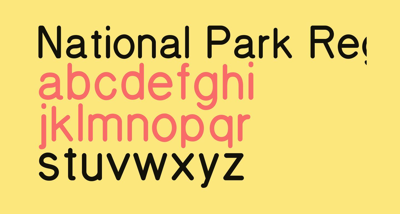 National Park Regular