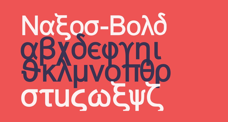 Naxos-Bold