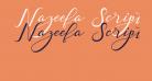 Nazeefa Script