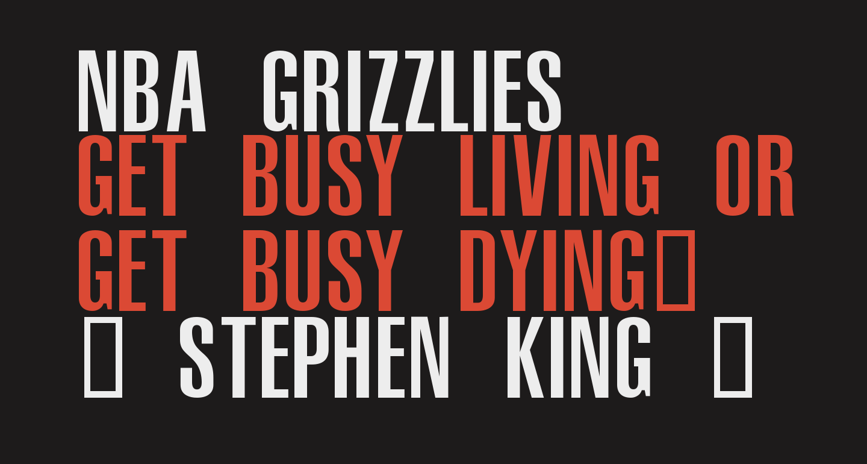 NBA Grizzlies