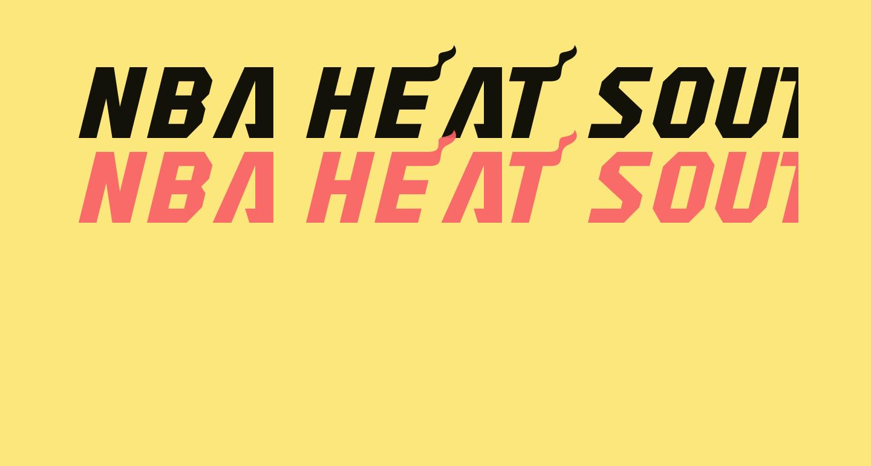 NBA Heat South Beach
