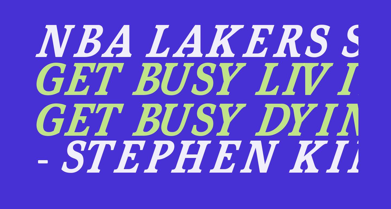 NBA Lakers Showtime