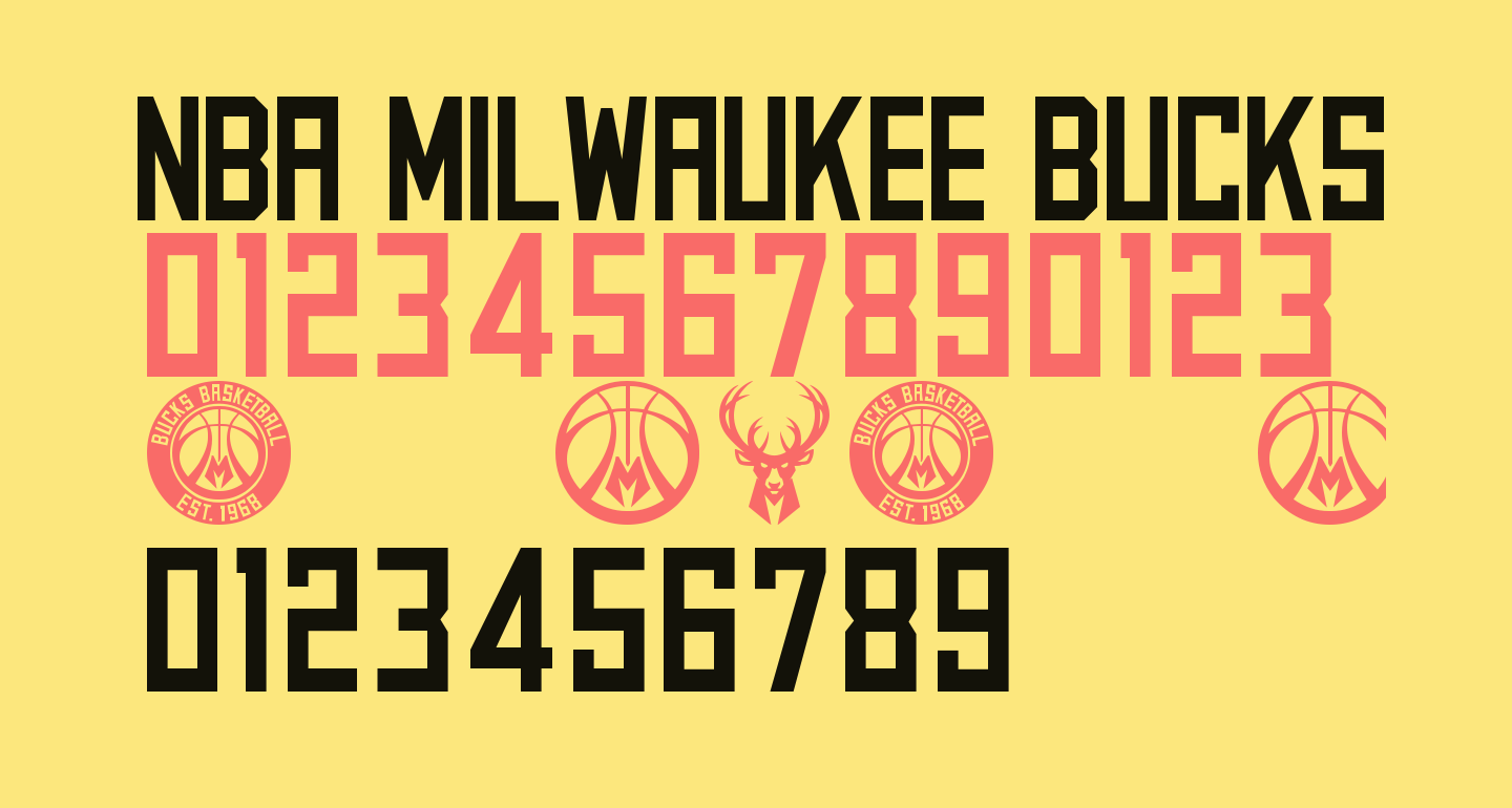 NBA Milwaukee Bucks 2015