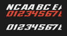 NCAA BC Eagles