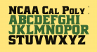 NCAA Cal Poly Mustangs