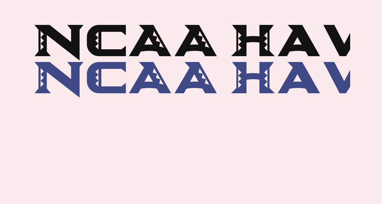 NCAA Hawaii Rainbow Warriors 2