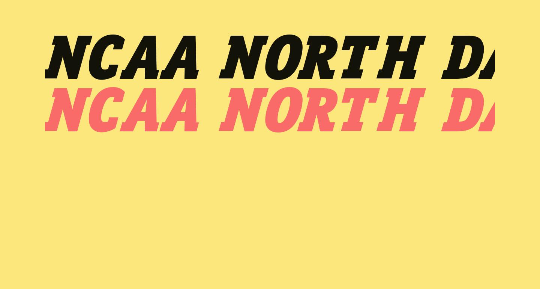 NCAA North Dakota St Bison