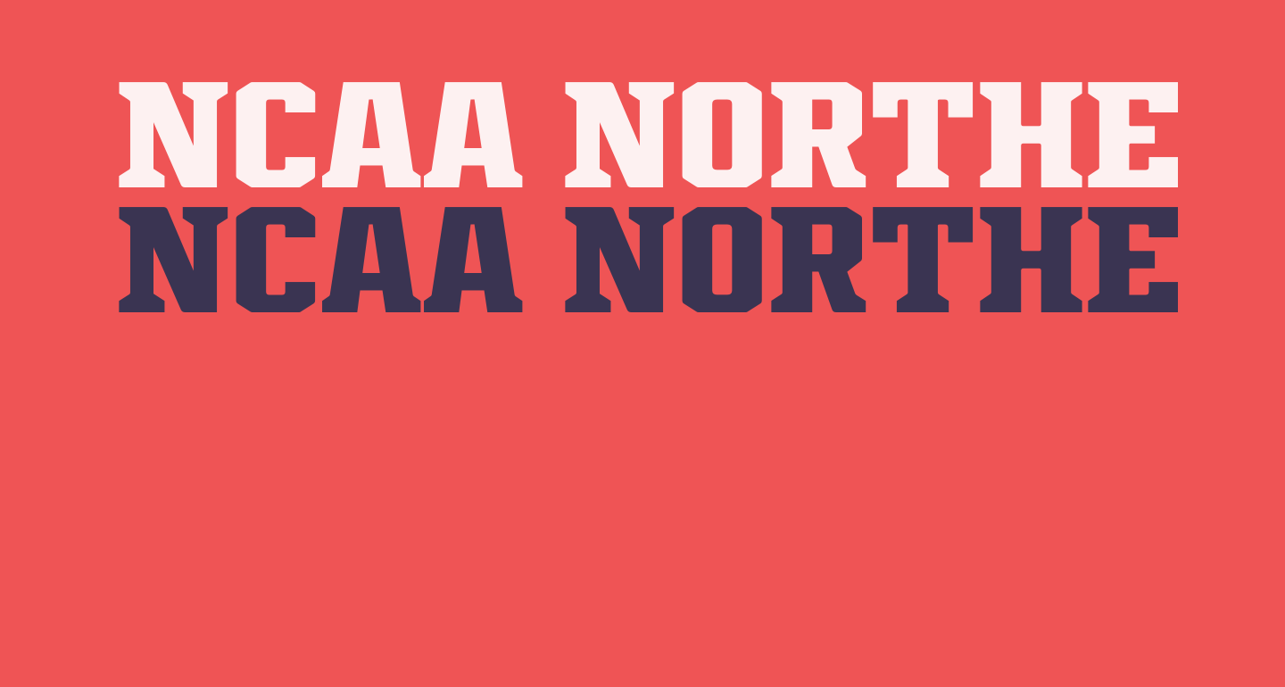 NCAA Northern Colorado 2015