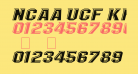 NCAA UCF Knights Undefined