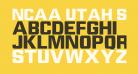 NCAA Utah St Aggies Bold