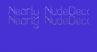 Nearly NudeDecorative