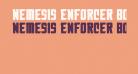 Nemesis Enforcer Bold Expanded