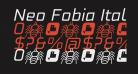Neo Fobia Italic