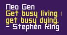 Neo Gen
