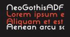 NeoGothisADFStd-Bold