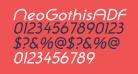 NeoGothisADFStd-MediumOblique