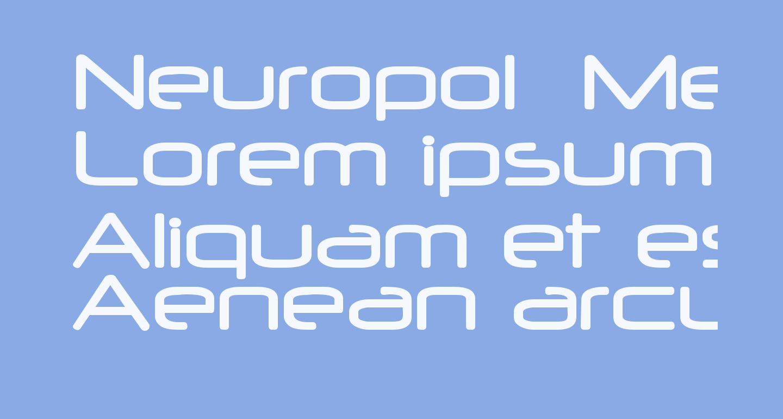 Neuropol  Medium