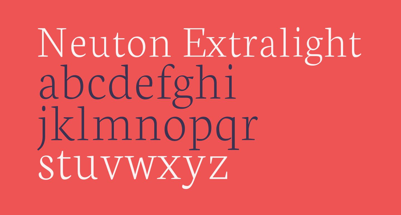 Neuton Extralight