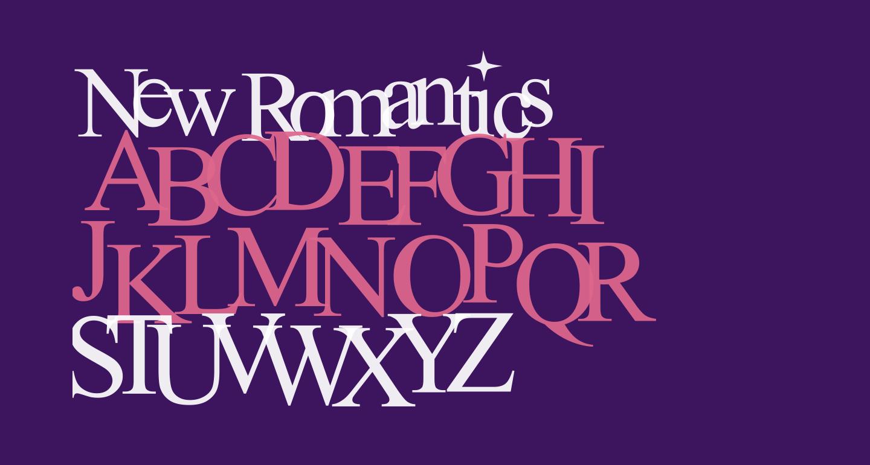 New Romantics