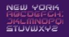 New York Escape Gradient