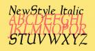 NewStyle Italic