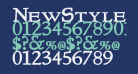 NewStyleSmallCaps Bold
