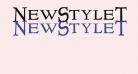 NewStyleTitling