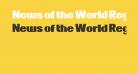 News of the World Regular
