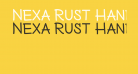 Nexa Rust Handmade Extended