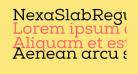 NexaSlabRegularFREE
