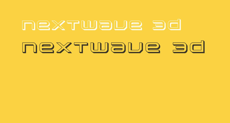 Nextwave 3D
