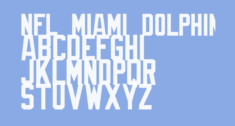 NFL Miami Dolphins
