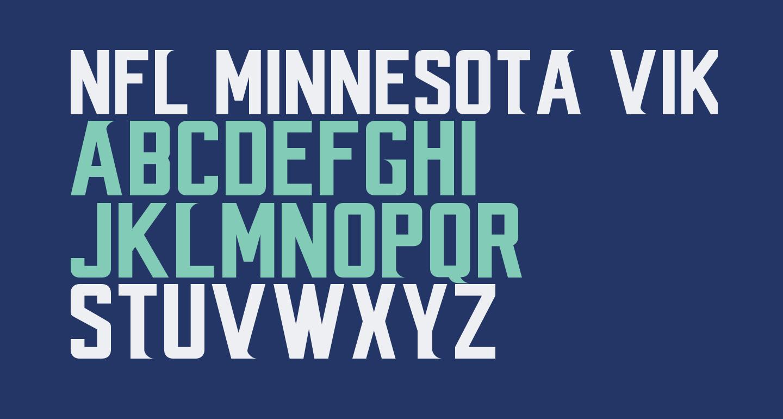 NFL Minnesota Vikings
