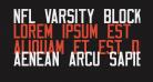 NFL Varsity Block A
