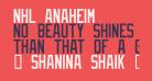 NHL Anaheim