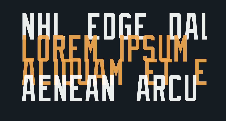 NHL Edge Dallas