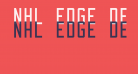 NHL Edge Detroit