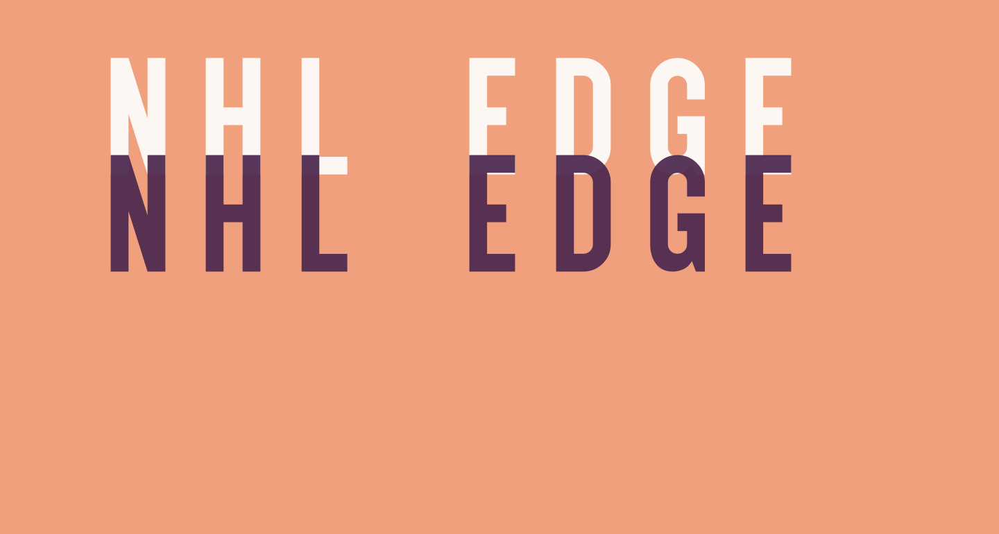 NHL Edge Montreal
