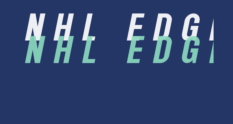 NHL Edge Nashville