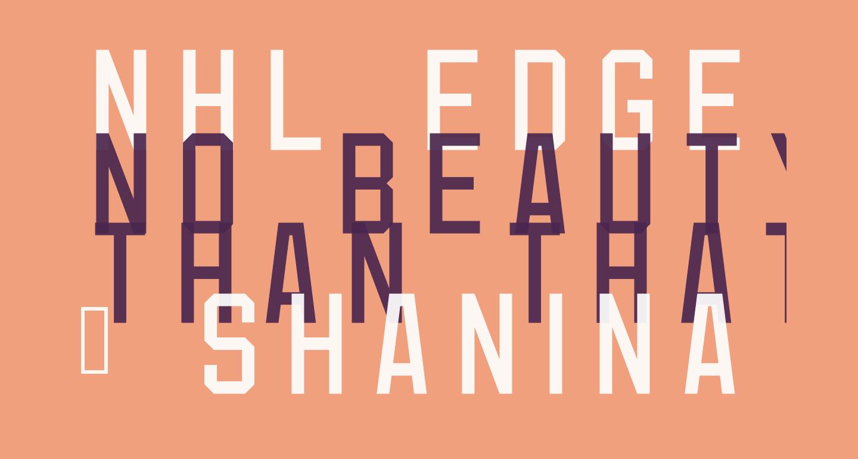 NHL Edge New Jersey