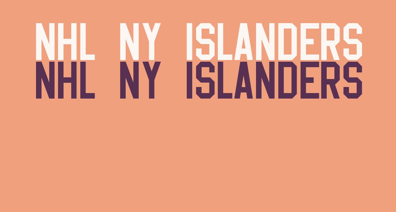 NHL NY Islanders