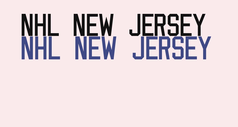 NHL New Jersey
